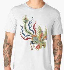 Chinese Rooster Asian Art Men's Premium T-Shirt