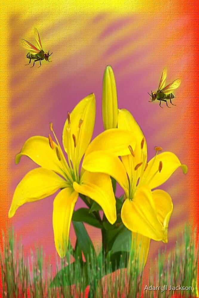Busy Bee by Adarryll Jackson