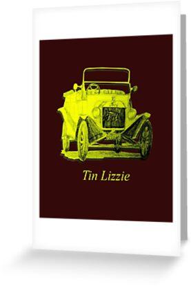 Pop-Art Lizzie by nonny
