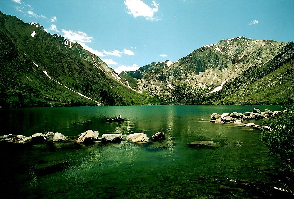 Convict Lake by steveberlin