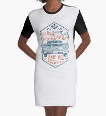 Tief und Breit T-Shirt Kleid