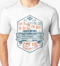 Tief und Breit Slim Fit T-Shirt