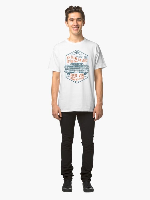 Alternative Ansicht von Tief und Breit Classic T-Shirt