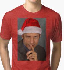Weihnachten Jeff Goldblum Vintage T-Shirt