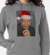 Weihnachten Jeff Goldblum Leichter Hoodie