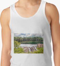 Dam on the Ottauquechee River Tank Top