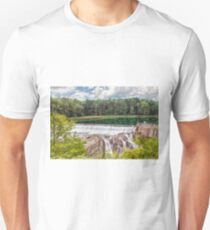 Dam on the Ottauquechee River T-Shirt