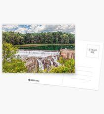 Dam on the Ottauquechee River Postcards