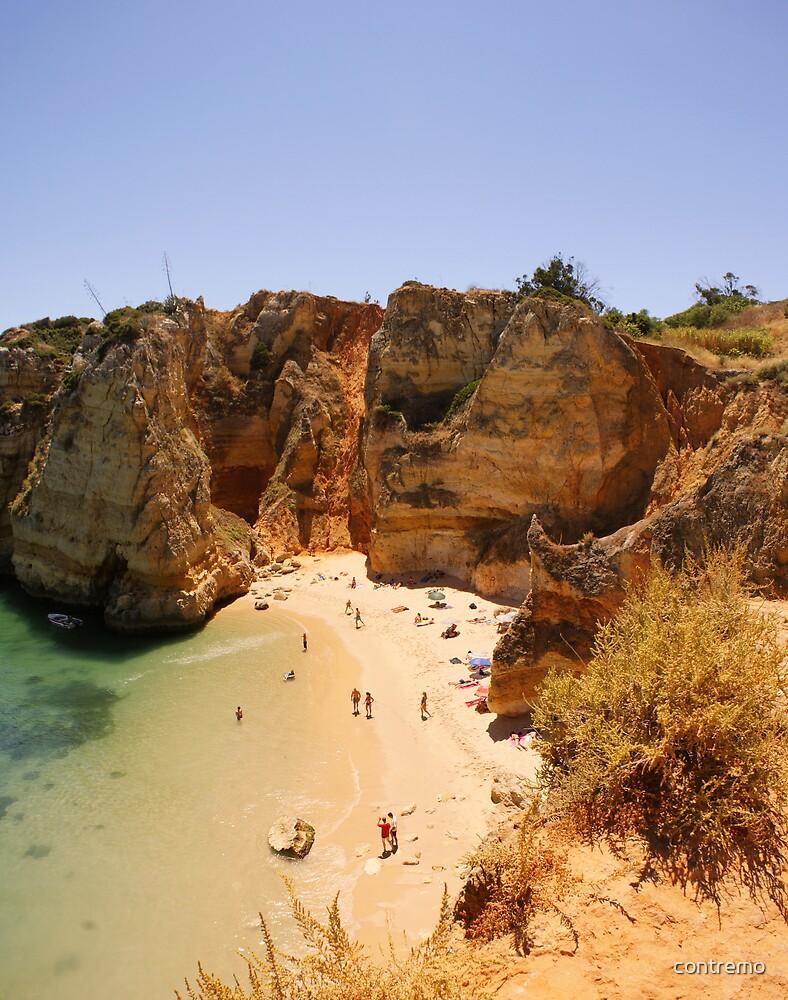 Dona Ana Beach by contremo