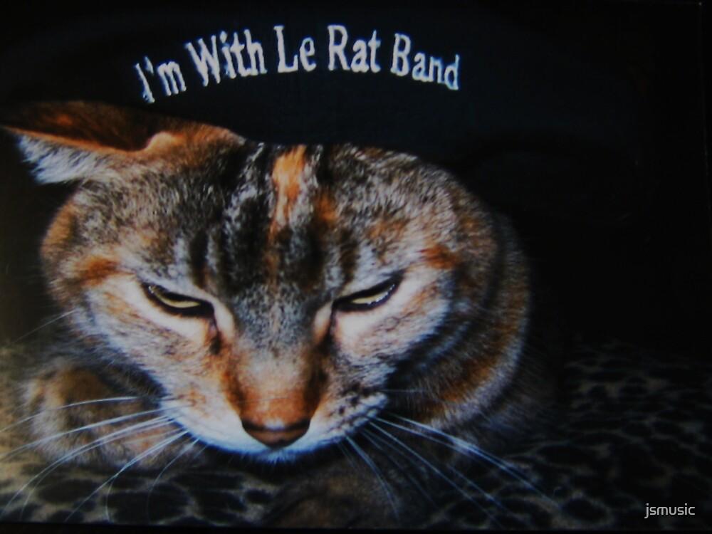 Darla in Le Rat Hat by jsmusic