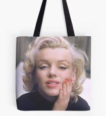 Marilyn in Color Tote Bag