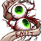 Watch n' Envy by Jadekettu