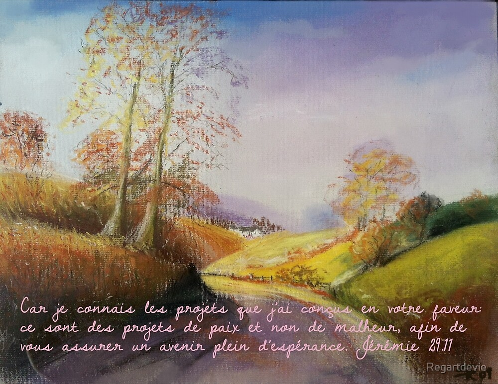 « Car je connais » par Regartdevie