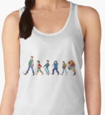 Steve The Babysitter Women's Tank Top