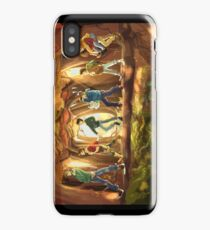 Steve The Babysitter iPhone Case/Skin