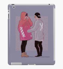 Jikook - Chandail surdimensionné Coque et skin iPad