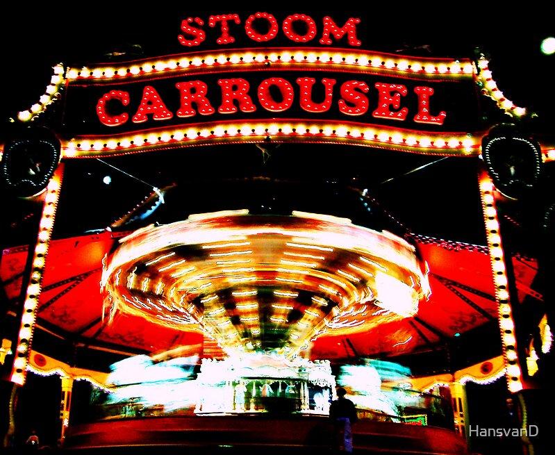 Merry-go-round too by HansvanD