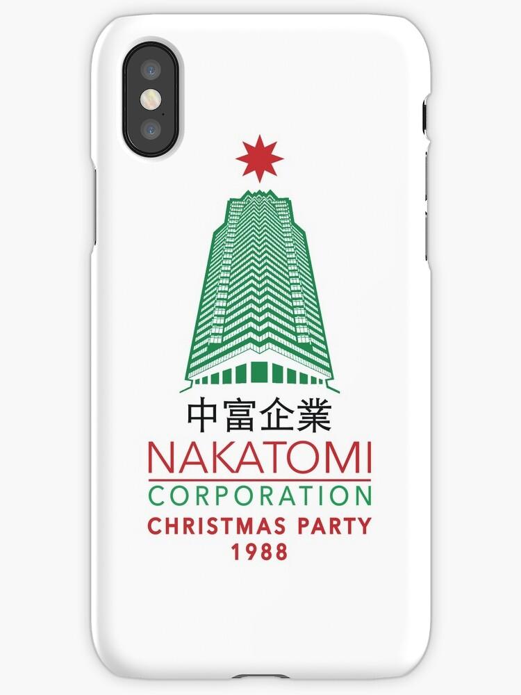 Nakatomi Corporation Christmas Party Tower Variant by Purakushi