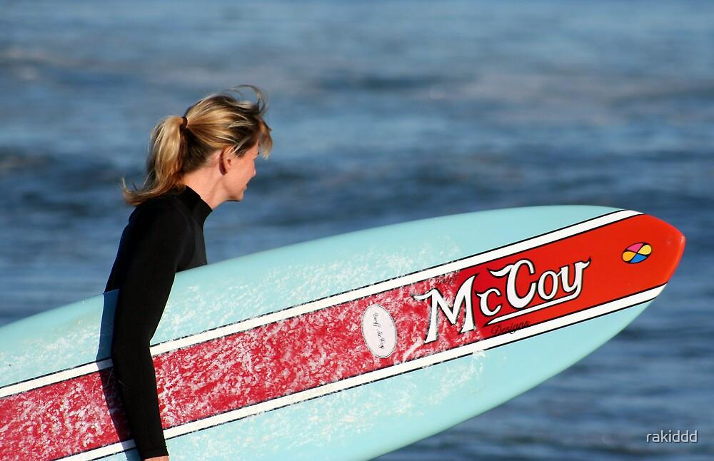 surfer girl by rakiddd