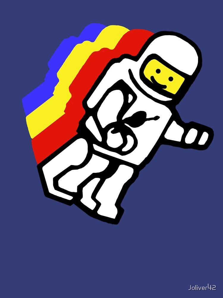lego spaceman torso retro electric boogaloo.  by Joliver42