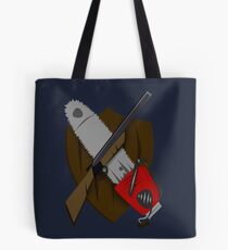 Coat of Army of Darkness Tote Bag