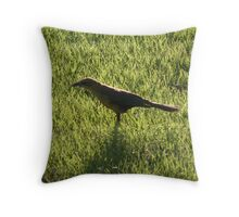 Sparrow wonder Throw Pillow