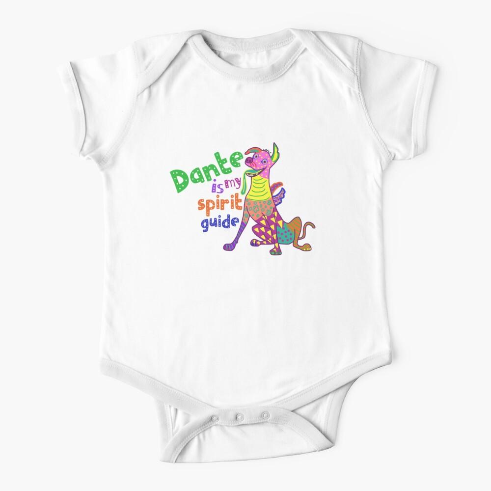 Dante es mi guía espiritual Body para bebé
