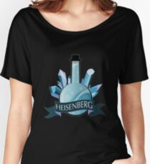 HEISENBERG LAB Women's Relaxed Fit T-Shirt