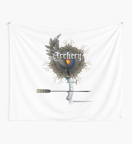 Archery Wall Tapestry