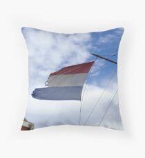Netherlands Throw Pillow