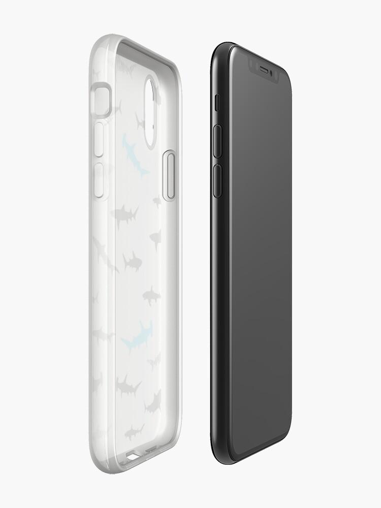 Alternative Ansicht von Haie iPhone-Hülle & Cover