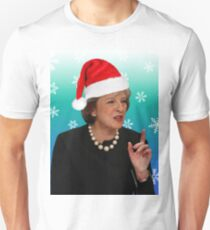 Christmas Theresa May T-Shirt
