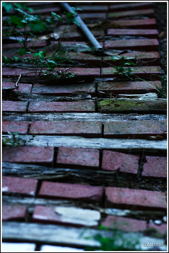 Decayed Path by solstone