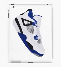 JORDAN 4 - MOTORSPORT iPad Case/Skin