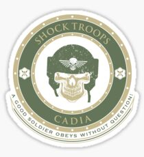 CADIA - LIMITED EDITION Sticker