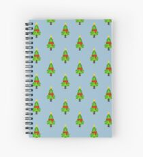 Christmas Starts the Day After Thanksgiving Spiral Notebook
