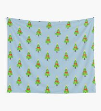 Christmas Starts the Day After Thanksgiving Wall Tapestry