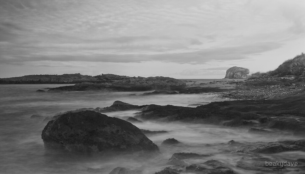 Milsey Bay, North Berwick by beakydave