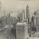 New York City, New York 1914 Photograph by T-ShirtsGifts
