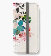 soleil iPhone Wallet/Case/Skin