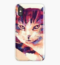 Isis the Kitten iPhone Case