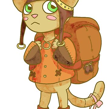 Catventurer by NireLeetsac