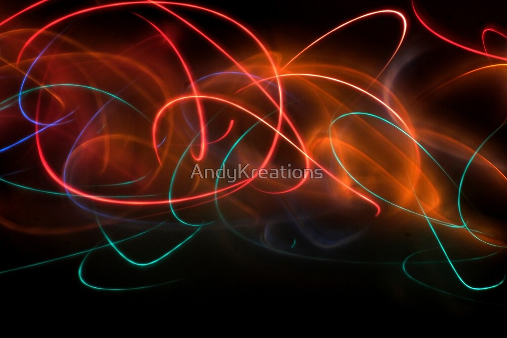 Abstrat colors #16 by AndyKreations