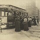 New York City, New York Streetcar 1890s Photograph by T-ShirtsGifts