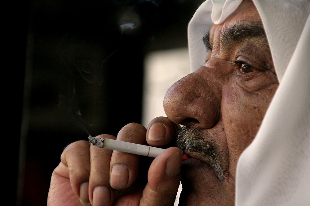 The Smoker by kerendanieli