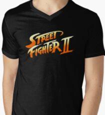 Street Fighter 2 Men's V-Neck T-Shirt