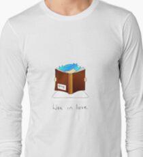 Not in love chibi boy T-Shirt