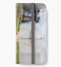 Asparagus iPhone Wallet/Case/Skin