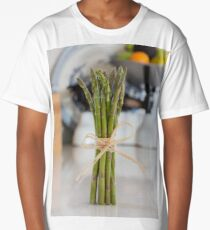 Asparagus Long T-Shirt
