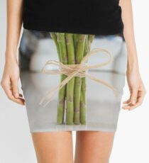 Asparagus Mini Skirt